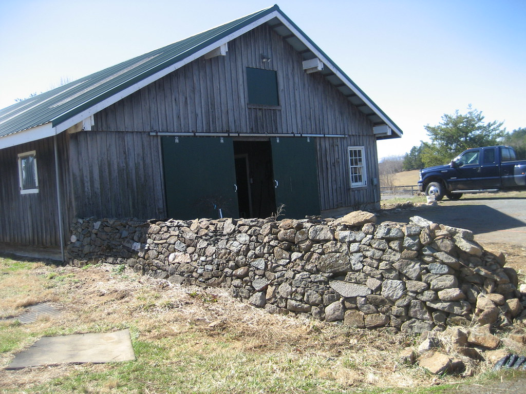 Copperfield Barn Outside