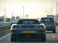 Ferrari F430 Spider (MauriceVanGestel Photography) Tags: auto holland cars netherlands dutch car spider italian highway utrecht nederland convertible autobahn ferrari spyder f coche holanda autos cabrio nederlands supercar coches olanda sportscar f430 italiano cabriolet snelweg autostrada ferrarif430 italiaans sportwagen ferrari430 italiancar nederlander f430spider autobaan kroymans provincieutrecht ferrarif430spider ferrarispider ferrarif430cabrio italiaanseauto ferrarisupercar ferraricabriolet ferraricabrio italiaansesportwagen f430cabriolet f430cabrio ferrarif430cabriolet ferrarikroymans kroymansferrari
