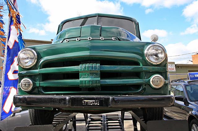 truck northampton antique massachusetts pickup dodge 1951