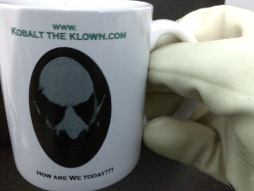 Kobalt the Klown MUG!