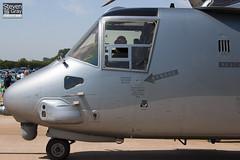 166480 - D0059 - US Marines - Bell Boeing MV-22B Osprey - 060716 - Fairford - Steven Gray - CRW_1328