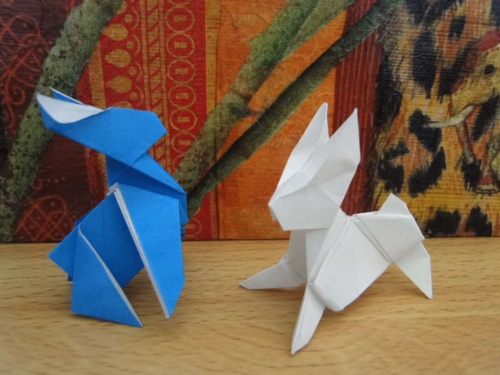 The Worlds Most Recently Posted Photos Of Kunihiko And Origami Mouse Diagram Easy Lion Lapin Rabbit Sylenomelori Tags Paper Papier Paperfolding Kasahara Pliage