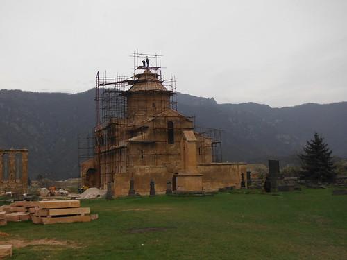 Armenia. Odzun. Monasterio de Odzun
