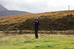 Default pose (urbannivag) Tags: northcoast500 scotland adv triumph speedtriple motoguzzi v7 motorbikes adventure touring