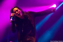 Night Riots (Rodrigo Puente Guillen) Tags: wtc pepsicenter whewantsrevenge musica concierto mexico