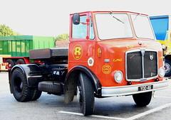 AEC Mercury Tractor YDD46 Frank Hilton IMG_9265 (Frank Hilton.) Tags: erf foden atkinson ford albion leyland bedford classic truck lorry bus car truckphotoslorryphotoswagonphotosbusphotosclassictruckclassiclorryclassicbus
