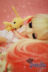 Peach - Pullip Sfoglia (-Poison Girl-) Tags: new pink sleeping white girl hair eyes doll pretty dolls sleep peach pale lolita wig blonde groove pullip poison custom angelic pullips poisongirl closedeyes angelicpretty junplanning kunkun sfoglia eyechip rewigged obitsubody rechipped sbhm pullipsfoglia