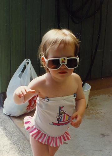 bébé à la mode