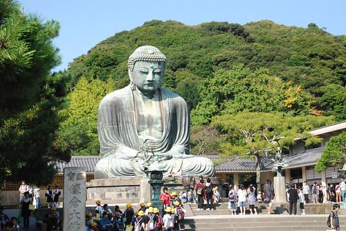 Daibutsu (Great Buddha of Kamakura)