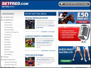 BetFred Sport Bonus