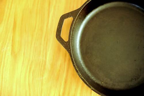 cast iron 101
