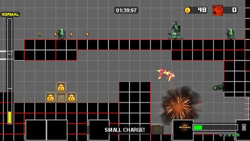 Explodemon: prototype