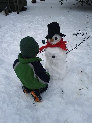 Snowman 2011