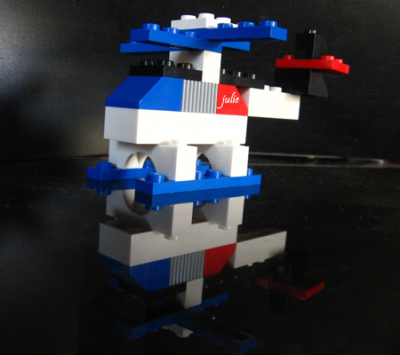 Jan8, 2011: Helicopter Lego
