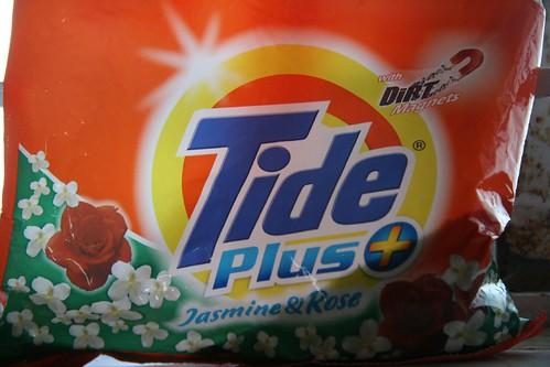 Tide's in