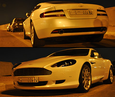 aston martin - M.A.J photography (M.A.J Photography) Tags: white cars car cool martin dream arab saudi aston wite سيارة dreamcar كشخة سيارات بيضة مارتن removedfromstrobistpool nooffcameraflash seerule1 مارتين اوستن اوستين اوتنمارتن