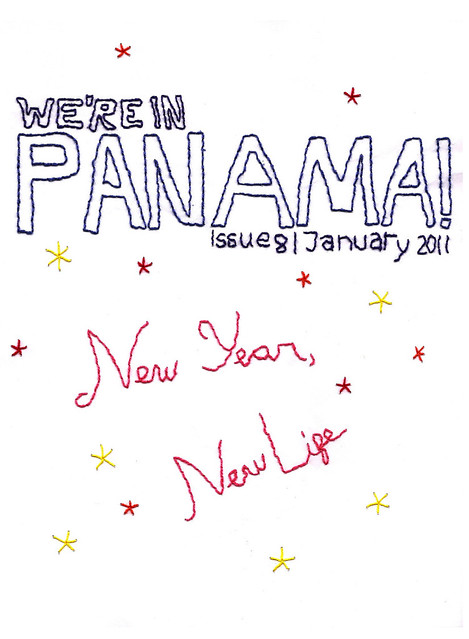 "January issue of ""We´re in Panama!"" now out"