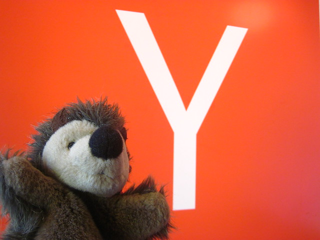 Horatio visits Y Combinator