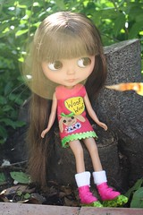 Teahoshi dress for Heather