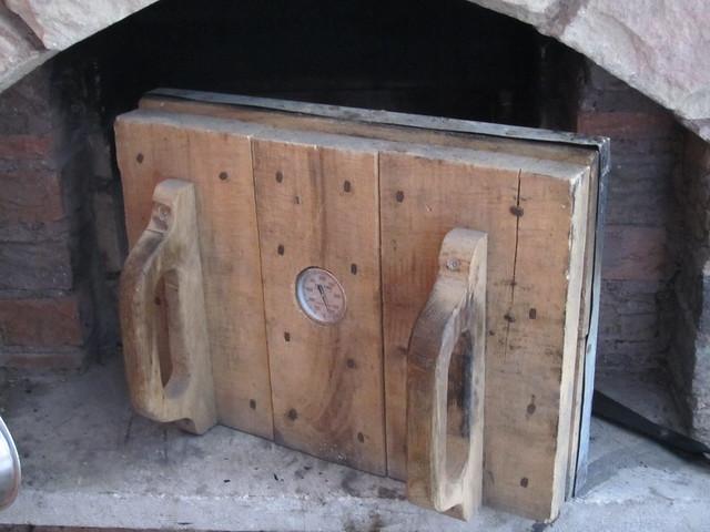Merveilleux Oven Door