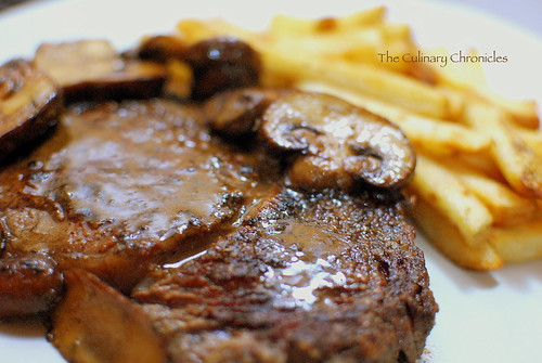 Ribeye Steak & Frites