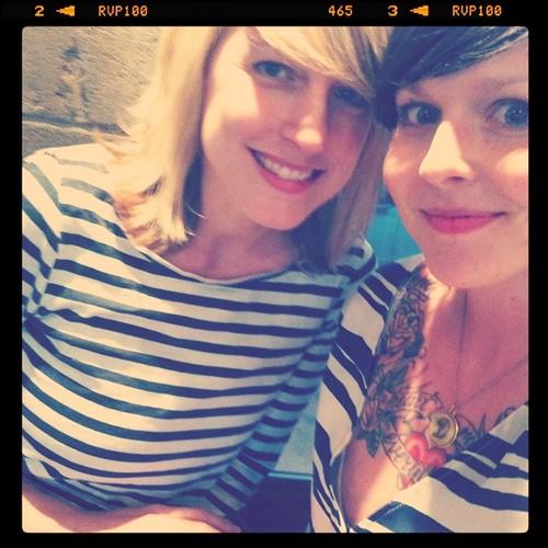 Anita and me <3