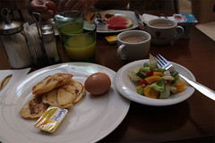 Breakfast (yewco) Tags: czech prague praha