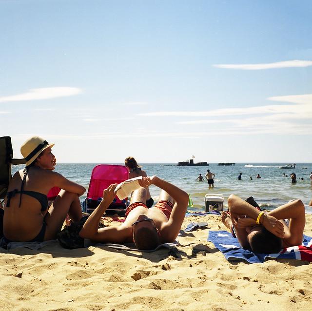 Yashica #18: Summer Scene