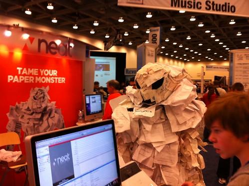 Neatco Paper Monster