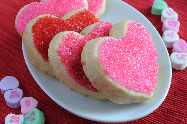 20/365 Valentine Cookies