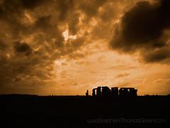 Stone Henge (stephen thomas green1) Tags: sky kent stonehenge salisbury mystical henge moodysky