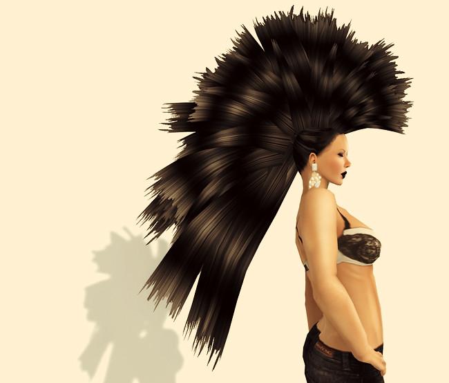 Vita's Boudoir, Swansong, Glam Affair, Morantique, Lap
