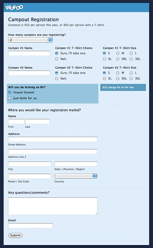 How to Create an Event Registration Form that Accepts Multiple ...