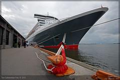 Queen Mary 2 (Aviation & Maritime) Tags: oslo norway cruiseship qm2 queenmary2 cunard oceanliner cunardline