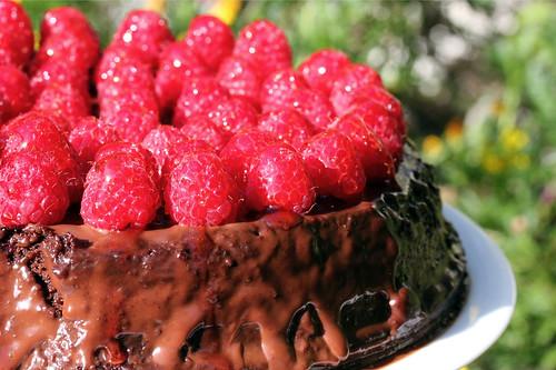 Birthday cake 2011