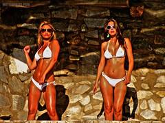 TEAMs REACA 2011 (HDR) (Pablo C.M || BANCOIMAGENES.CL) Tags: chile summer sol team playa verano baile reaca viadelmar teamcristal
