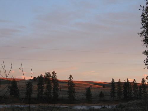 Amber Lake Sunset 5