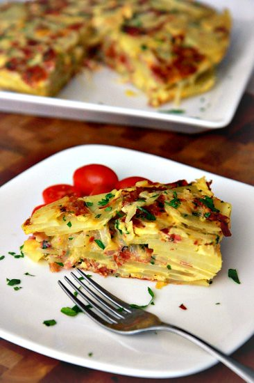 Spanish Tortilla 550