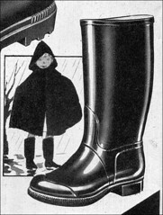 1954 rubber boots for kids (april-mo) Tags: 1954 rubberboots the50s the1950s kidsfashion 50sfashion vintagekidsfashion vintagefashionforkids rubberbootsforkids vintagerubberbootsforkids 1954rubberboots