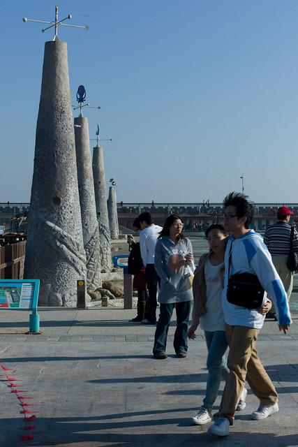 東石漁人碼頭親水公園