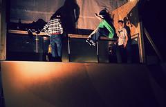 Dan Oliver - FS Indy (LukeFaulkner) Tags: pink west dan barn contrast lomo ramp shadows oliver skateboarding air south flash curves skating north pipe indy indoor tint mini devon skate saturation half layer skater grab hue frontside external beats fs strobe offset workin strobist yongnuo