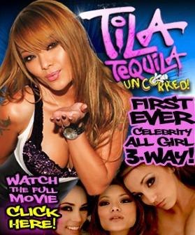 Tila Tequila Uncorked Sextape