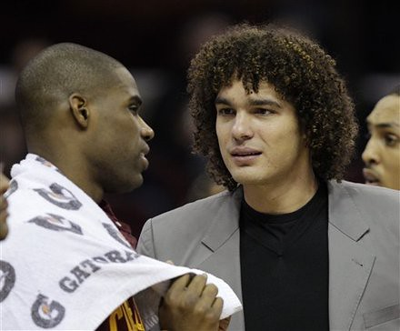 Cavaliers Varejao Surgery Basketball