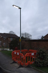 New Surrey Streetlights - Whitebushes