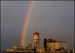 Rust and rainbow (Gil Aegerter) Tags: rainbow nikon beautifullight tacoma manual nikkor rustbelt 55mmf28aismicro beautifulcapture elitephotography 55mmmicrof28 55mmf28ais 135mmf35ai gilaegerter