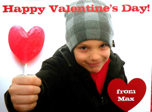 MF Valentine Single