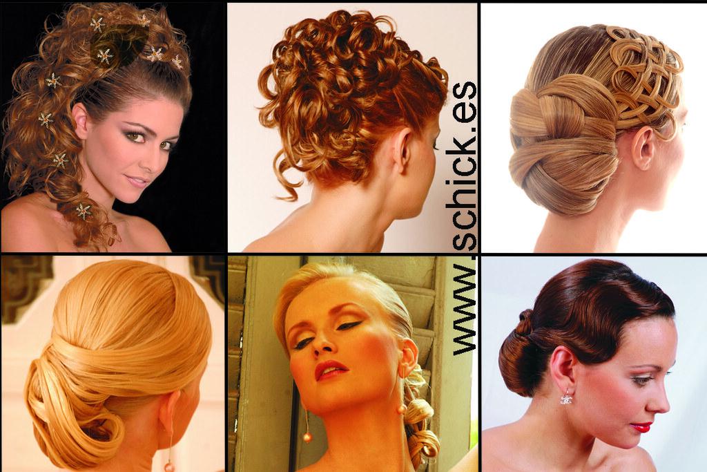 grupo schick tags de novia novias coleccin schick peinados recogido moos peinarte