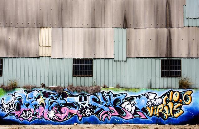 2009AIKS /TAIWAN/ GRAFFITI