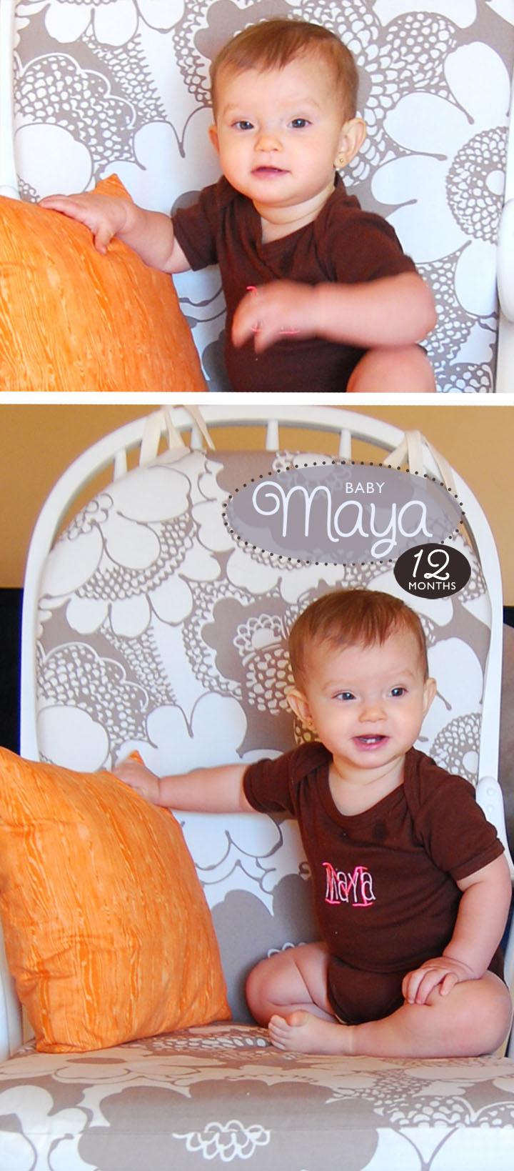 Maya 12 Months
