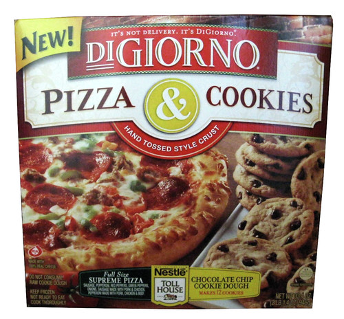 DiGiorno Pizza & Cookies